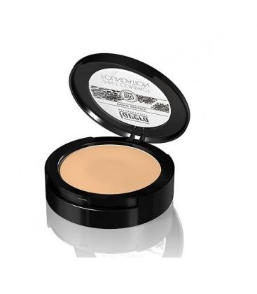 Βιολογικό Make-up compact 2 σε 1 Naturel Ηoney No3, Lavera