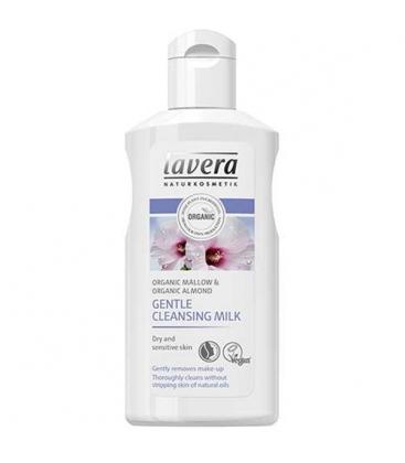 Βιολογική Απαλή Λοσιόν Καθαρισμού Προσώπου με Μολόχα & Αμύγδαλο 125ml, Lavera