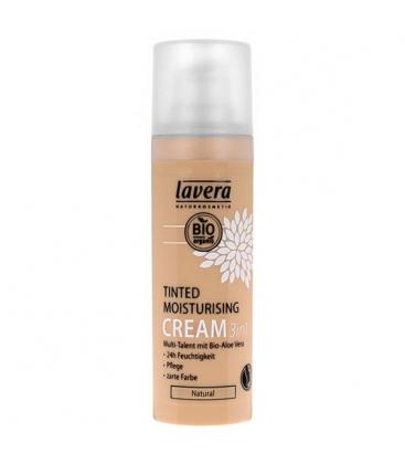 Βιολογική Χρωματισμένη Ενυδατική Κρέμα (Tinted Moisturizing Cream) 30ml, Lavera