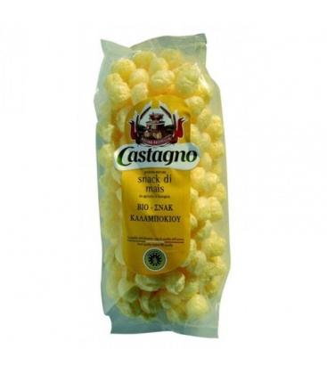 Βιολογικό Σνακ Καλαμποκιού 50γρ., Castagno