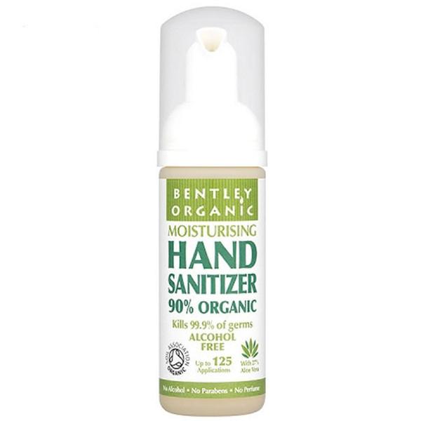 Απολυμαντικό Χεριών Μητέρας & Μωρού, Bentley Organic