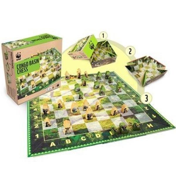 Σκάκι Gongo, WWF