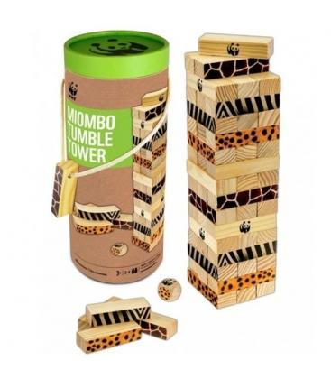 Μiombo Κινούμενος Πύργος, WWF