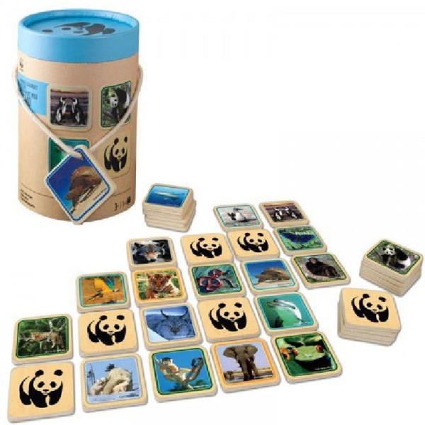 Μέμο Άγρια Φύση, WWF