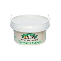 Βιολογικό Στραγγιστό Γιαούρτι 220γρ., Ελληνικό, Οικολογικό Αγρόκτημα Λειβαδερού
