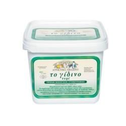 Βιολογικό Γίδινο (Κατσικίσιο) Τυρί 400γρ., Ελληνικό, Οικολογικό Αγρόκτημα Λειβαδερού