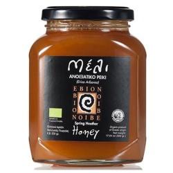 Βιολογικό Μέλι Δάσους Ανοιξιάτικο Ρείκι 500γρ. Bio, Ελληνικό, Εβιον
