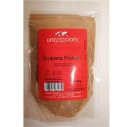Γκουαρανά (Guarana) σε Σκόνη Bio 100γρ., Healthtrade