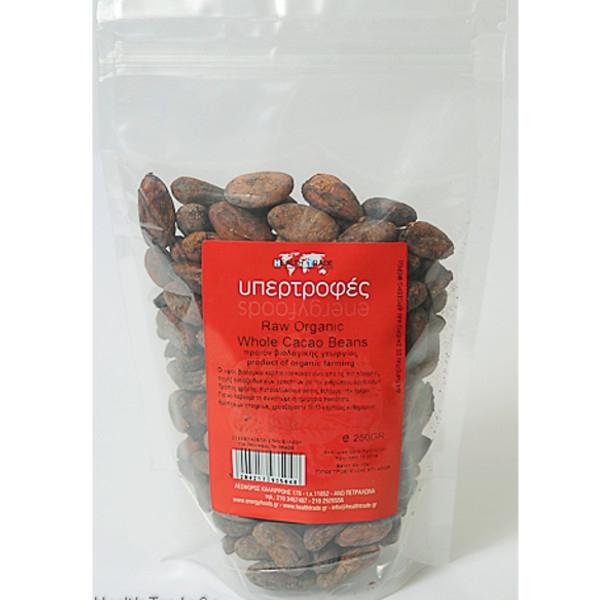 Καρπός Κακάο Bio 150γρ., Health Trade