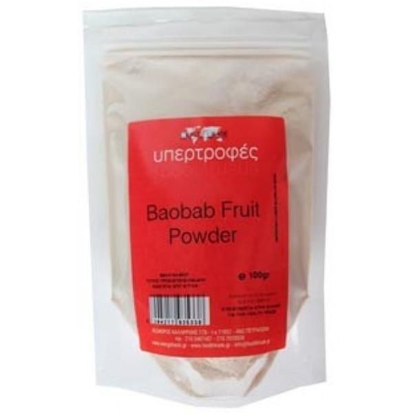 Boabab Powder 100γρ., Health Trade