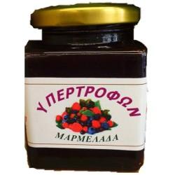 Βιολογική Μαρμελάδα Υπερτροφών Bio 250γρ., Ελληνική, Bio Σέρρες