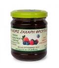 Βιολογική Μαρμελάδα Φρούτα του Δάσους Bio Χωρίς Ζάχαρη 220γρ., Ελληνική, Bio Σέρρες