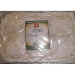 Μπουρέκι Χανιώτικο Κατεψυγμένο 1,6kg, Ελληνικό, Κρητικό Εργαστήρι Οικογένεια Λαμπράκη