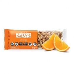 Βιολογική Μπάρα με Πορτοκάλι Bio 40γρ., Taste of Nature