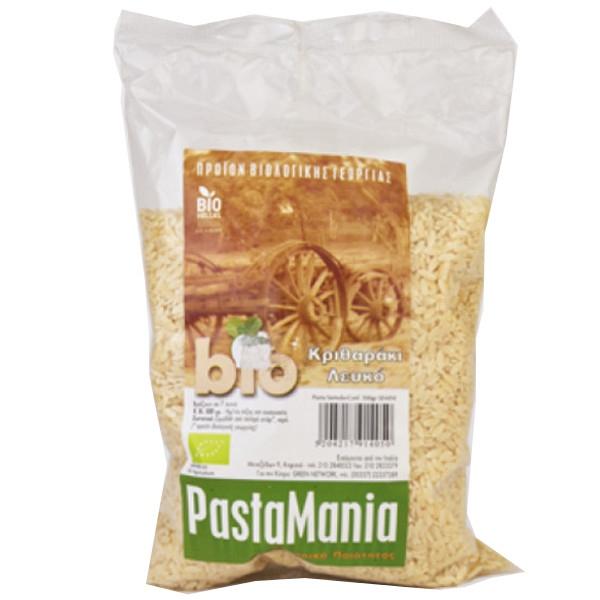 Βιολογικό Κριθαράκι Χοντρό 500γρ., Pasta Mania