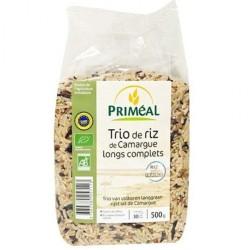 Βιολογικό Mείγμα Τρίχρωμου Ρυζιού Bio 500γρ., Primeal