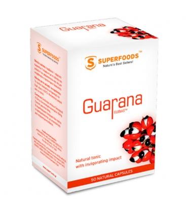 Γκουαρανά 210mg 50 Kάψουλες, Superfoods