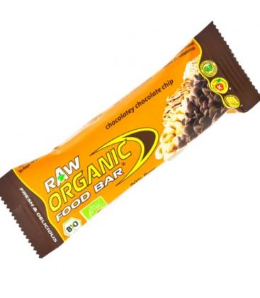 Βιολογική Μπάρα Ενέργειας με Σοκολάτα 50γρ. Bio, Organicfoods