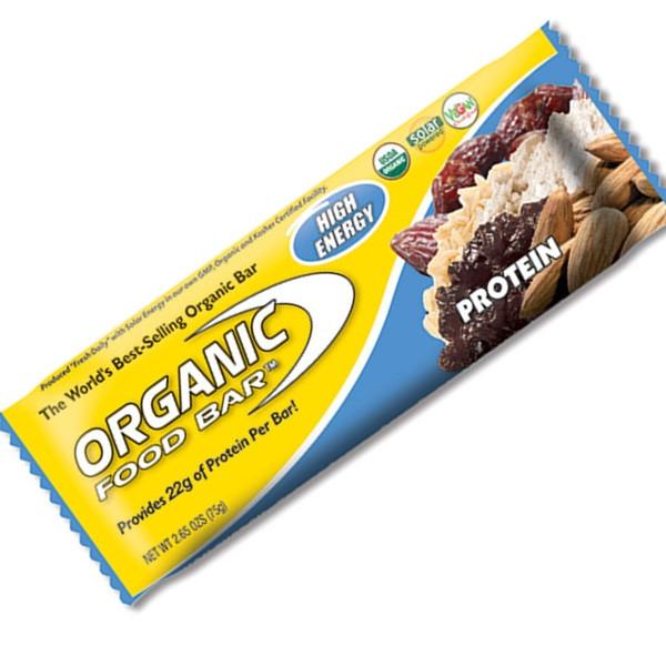 Βιολογική Μπάρα Ενέργειας με Πρωτεΐνη 33% 70γρ. Bio, Organicfoods
