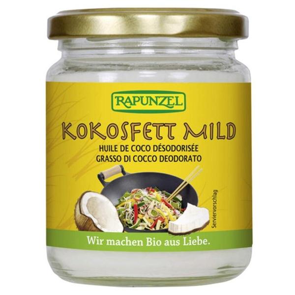 Βιολογικό Λάδι Καρύδας 200ml, Rapunzel