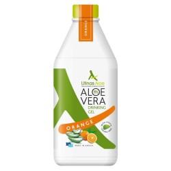 Βιολογικός Χυμός Τζελ Αλόης Πορτοκάλι Bio 500ml, Ελληνικός, Litinas Aloe