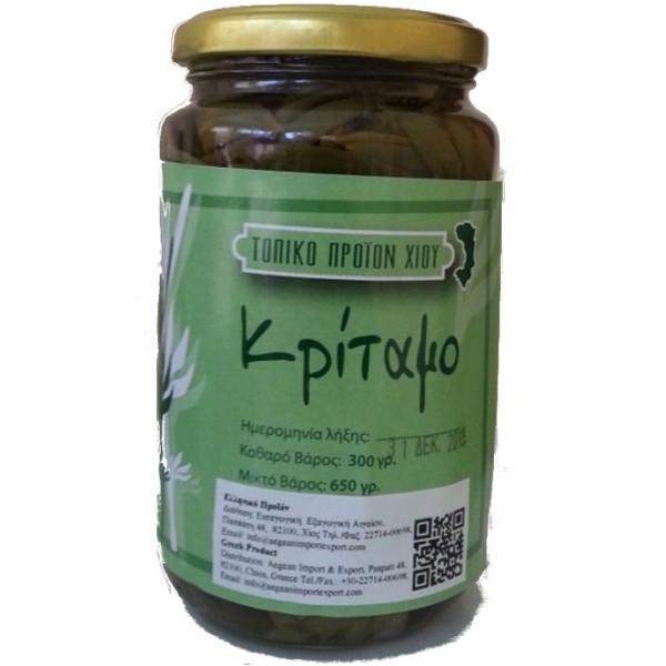 Τουρσί Κρίταμο Χίου 300γρ., Προϊόντα Χίου