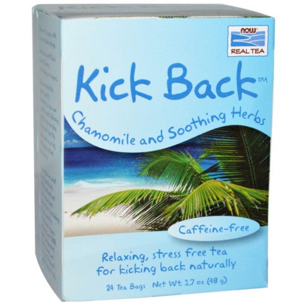 Kick Back Relaxing - 24 Tea Bags, Now Real Tea