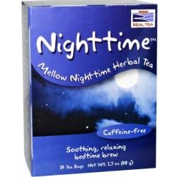 Nighttime - 24 Tea Bags, Now Real Tea
