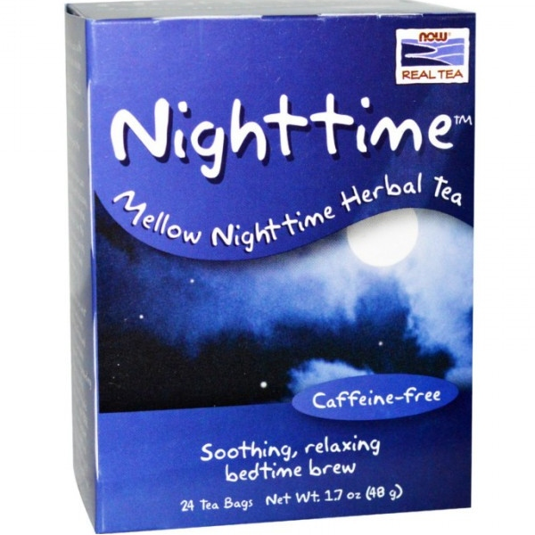 Nighttime - 24 Tea Bags, Now Real Tea