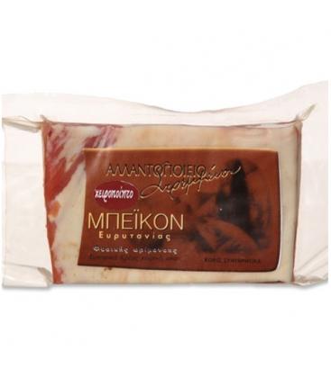 Μπέικον Ευρυτανίας, Ελληνικό, Αλλαντοποιείο Στρεμμένου