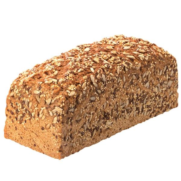 Βιολογικό Ψωμί Πολύσπορο Bio 500γρ., Ελληνικό, O Φούρνος της Λίνας