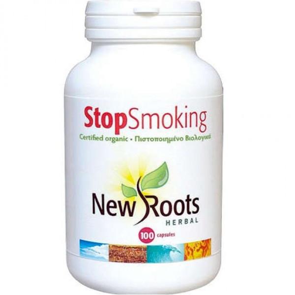 Βιολογικό Stop Smoking Bio 100caps, New Roots