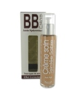 Βιολογικό BB Cream με Υαλουρονικό Οξύ Ουδέτερο 50ml, Naturado