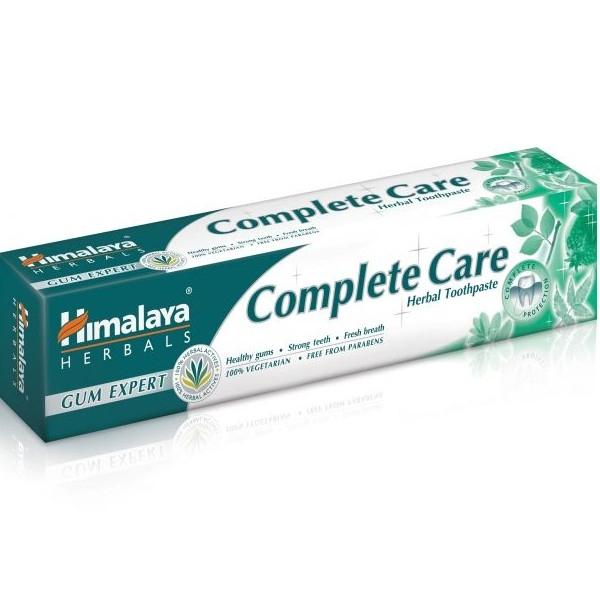 Οδοντόκρεμα Oλοκληρωμένης Φροντίδας Complete Care 75γρ., Himalaya Herbal Healthcare