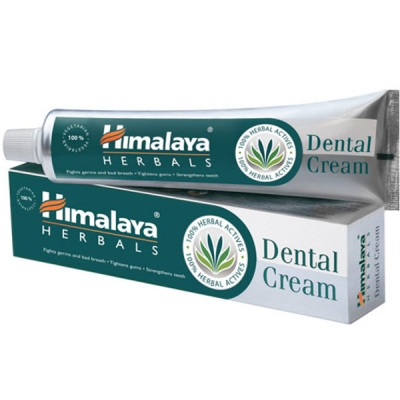 Οδοντόκρεμα Dental Cream 100γρ., Himalaya Herbal Healthcare