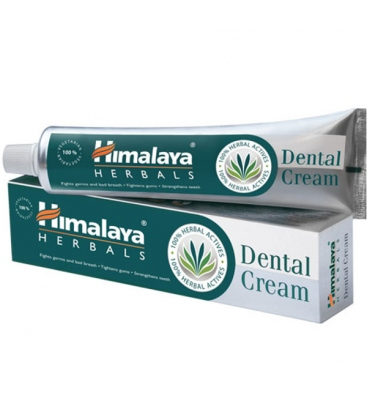 Οδοντόκρεμα Dental Cream 100γρ., Himalaya Herbal Healthcare