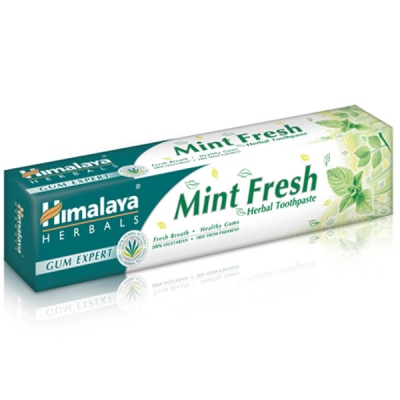Οδοντόκρεμα Mint Fresh 75γρ., Himalaya Herbal Healthcare