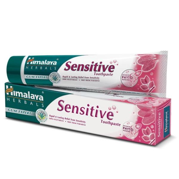 Οδοντόκρεμα Sensi-Relief για Ευαίσθητα Δόντια 75γρ., Himalaya Herbal Healthcare