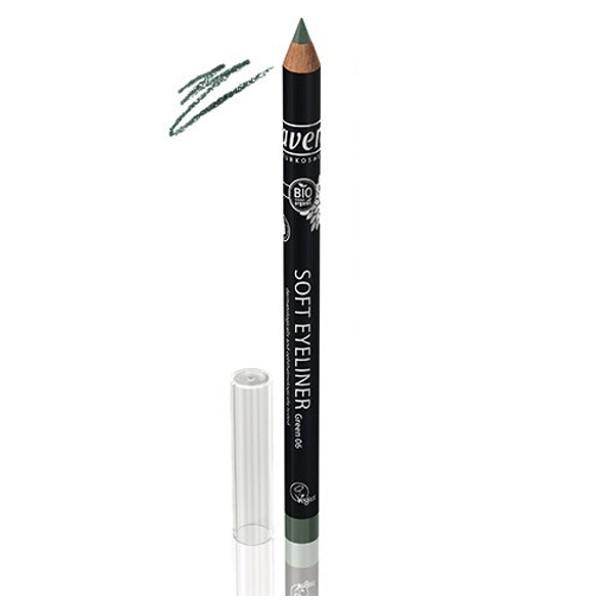 Βιολογικό Μολύβι Ματιών (Soft Eyeliner) Γκρι (Νο 3), Lavera