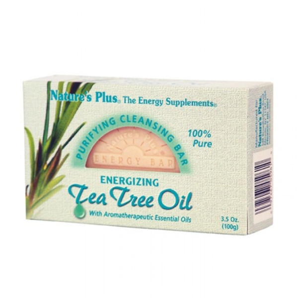 Σαπούνι Tea Tree Oil 100γρ., Nature's Plus