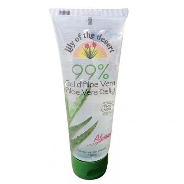 Βιολογική Aloe Vera Τζελ 99% 120ml, Lily of the Desert