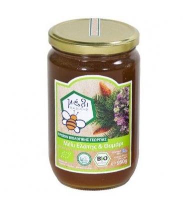 Βιολογικό Μέλι Ελάτης & Θυμαριού 450γρ Bio Φασιλής