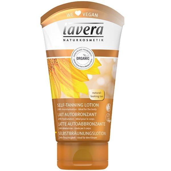 Lavera Λοσιόν Αυτομαυρίσματος Σώματος (Self Tanning) 150ml, Βιολογική