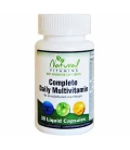 Complete Daily Multivitamins (Πολυβιταμίνες) 30 Caps Natural Vitamins