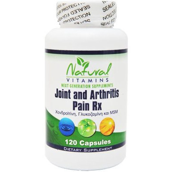 JOINT AND ARTHRITIS PAIN RX 120 CAPS