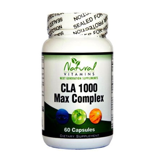 CLA 1000MG with FISH OIL 60 CAPS