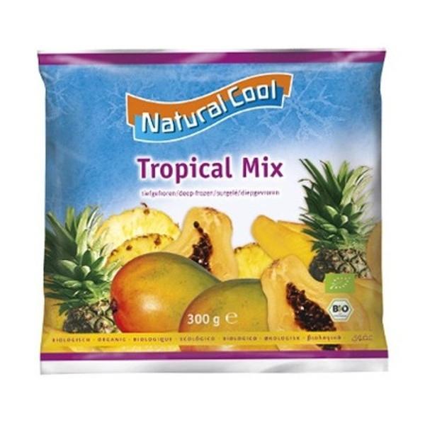 Βιολογικά Τροπικά Φρούτα Μix Κατεψυγμένα Bio 300γρ., Natural Cool