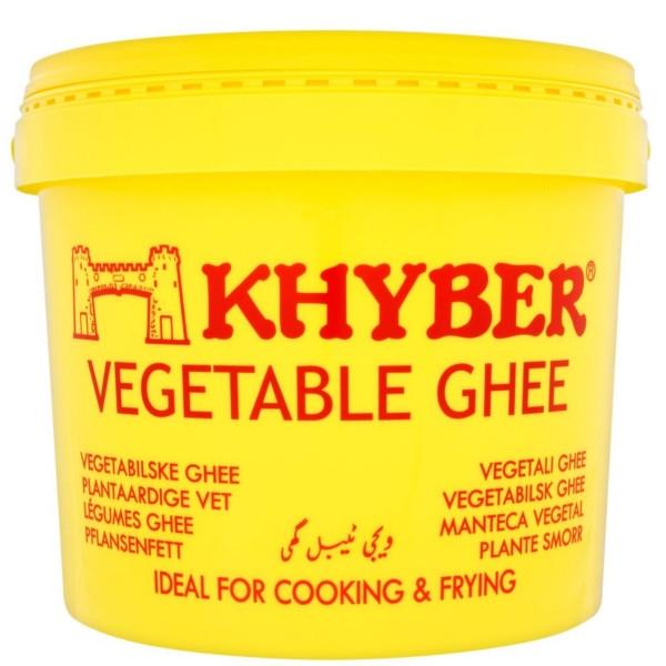 Φυτικό Βούτυρο Ghee 908γρ Khyber