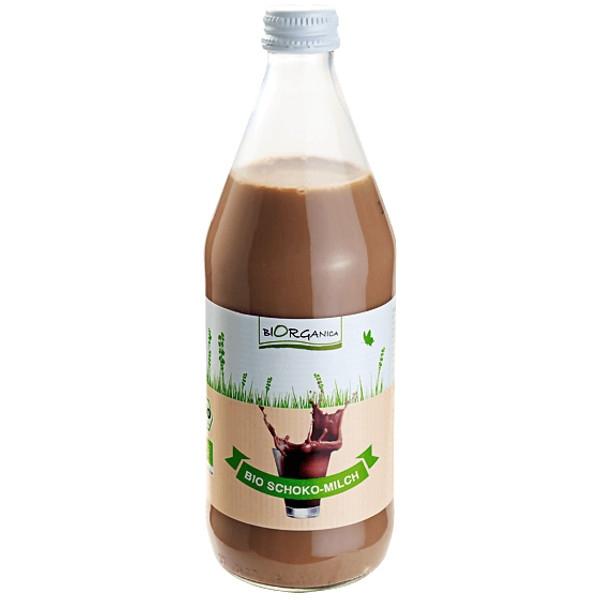Βιολογικό Γάλα με Κακάο 1,5% Bio 500ml Biorganica