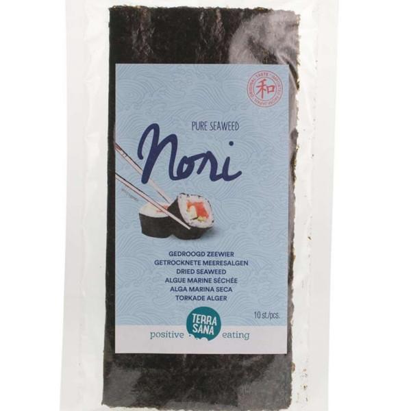 Φύκια Sushi Nori 25γρ TerraSana